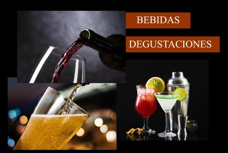 Bebidas - Degustaciones