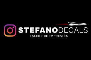 Stefano Decals